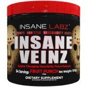 Pré-treino Insane Veinz 151g Fruit Punch - Insane Labz