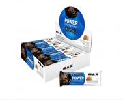 Whey Bar Power Protein 90g - Cx C/ 8 Unidades - Max Titanium