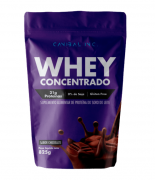 WHEY PROTEIN CONCENTRADO 825G - Canibal Inc