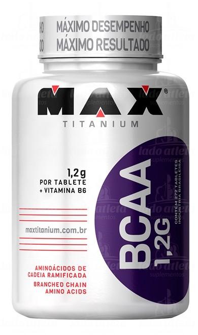 BCAA 1,2G 272 TABS - MAX TITANIUM