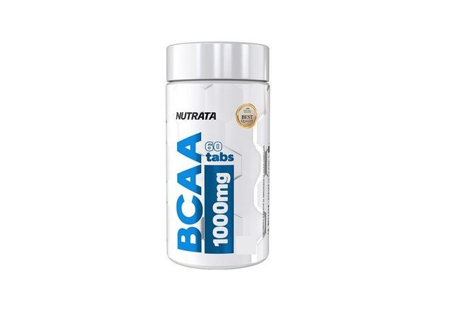 BCAA 1.5G (60 TABS) - NUTRATA