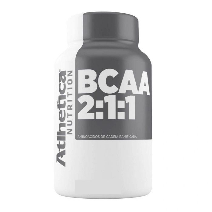 BCAA 2:1:1 (200 CAPS) ATLHETICA NUTRITION