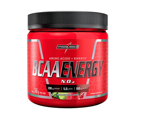 Bcaa Energy - Lemon Lime - 240g