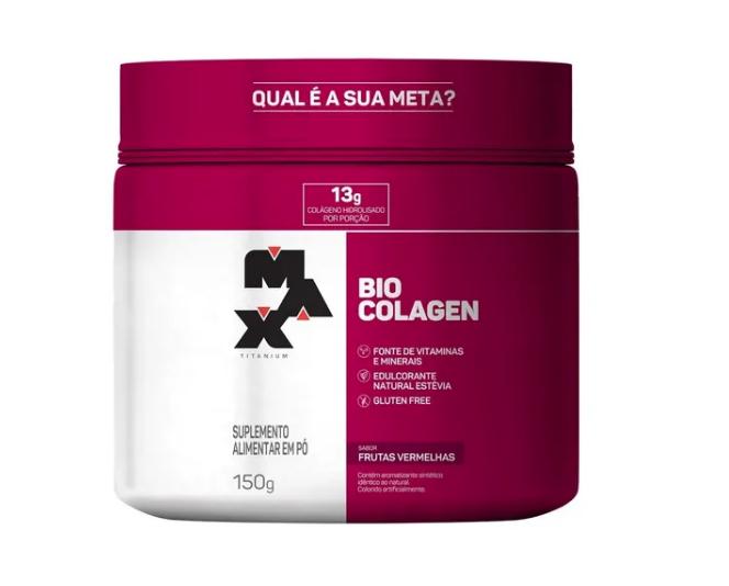 Bio Colagen - 150g - Max Titanium