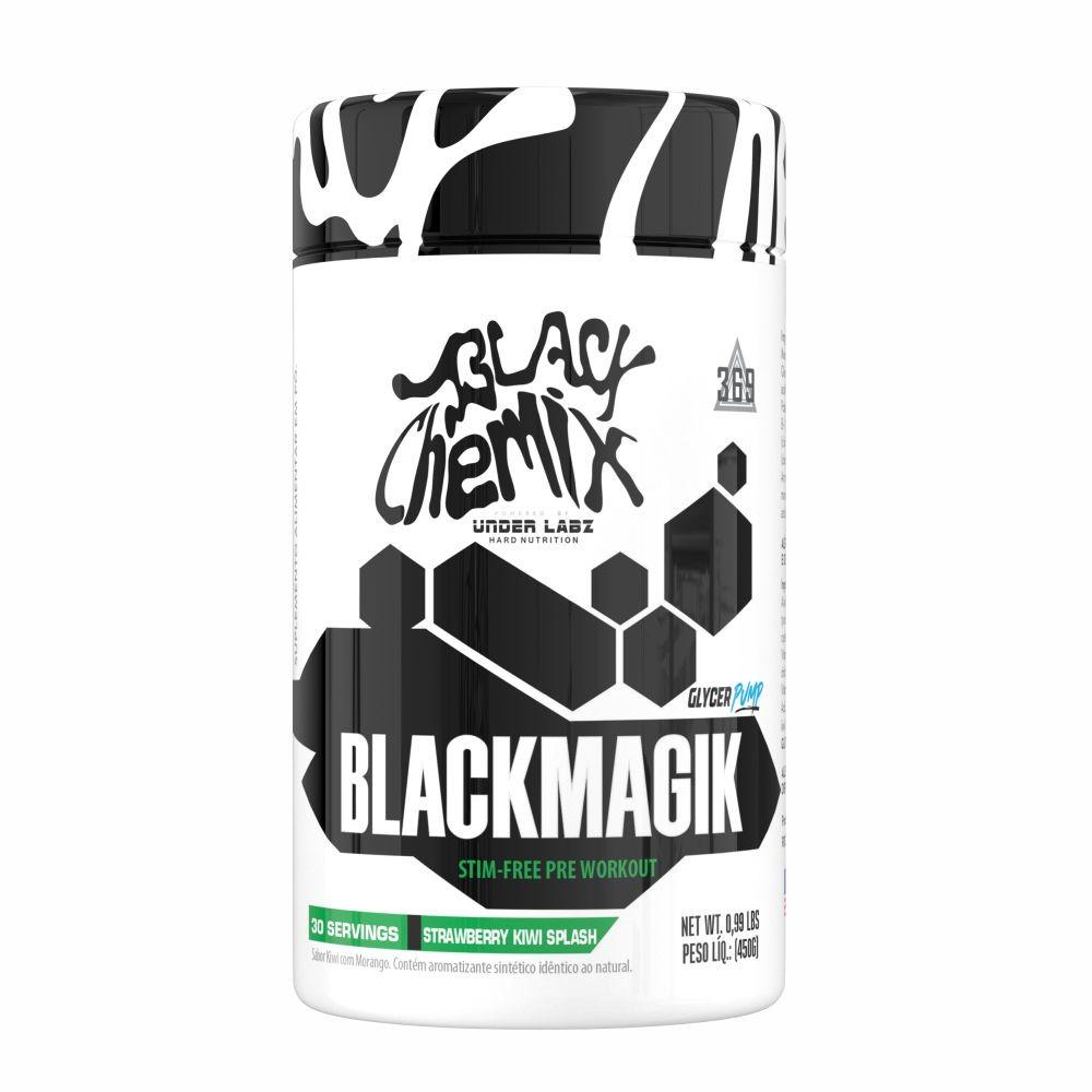 BLACK MAGIK 450G STRAWBERRY KIWI - BLACK CHEMIX