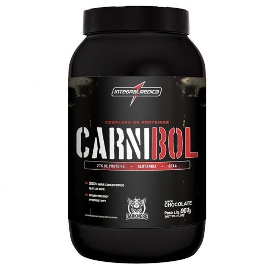 CARNIBOL DARKNESS 907g SABOR CHOCOLATE - INTEGRALMÉDICA