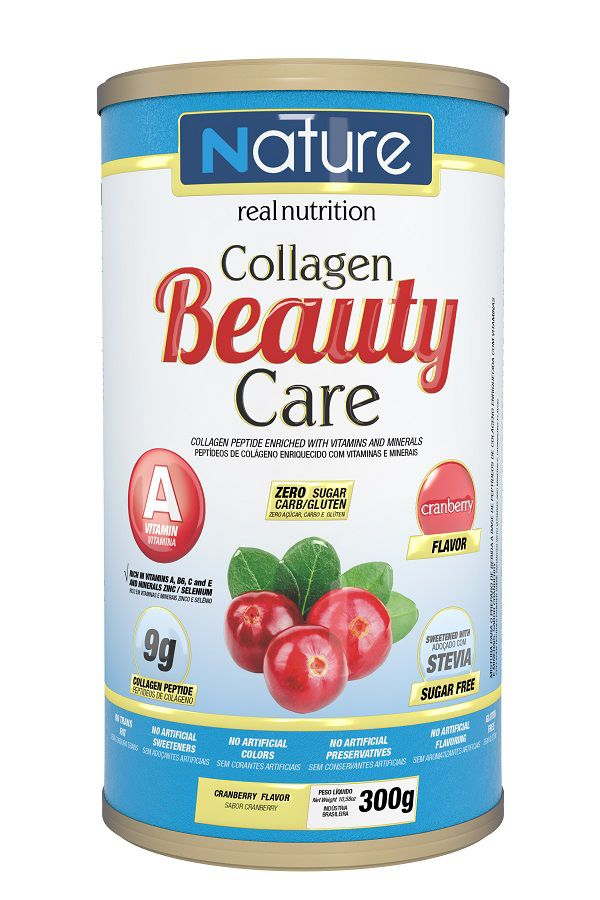 COLLAGEN BEAUTY CARE CRANBERRY 300G - NATURE