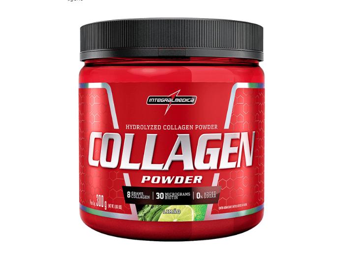 Collagen Powder - Integral Médica - 300g