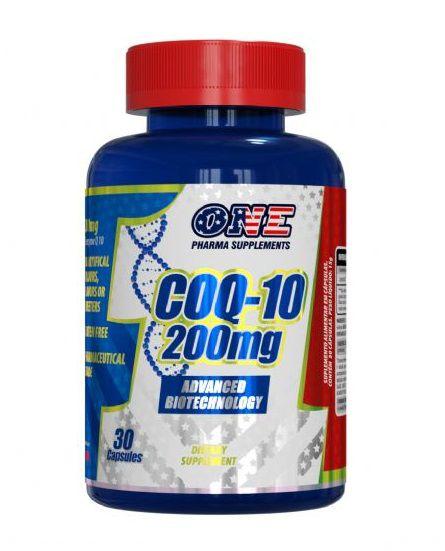 COQ-10 200MG 30 CÁPSULAS - ONE PHARMA