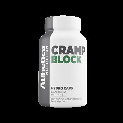 CRAMP BLOCK - 60 CAPS - ATLHETICA NUTRITION