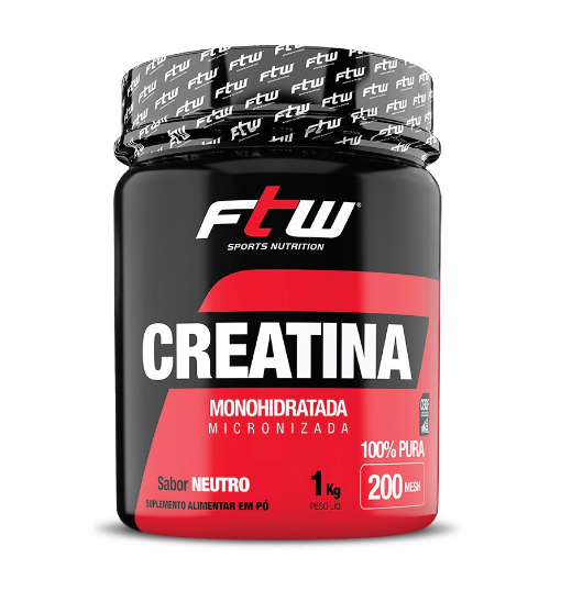Creatina FTW - 1kg