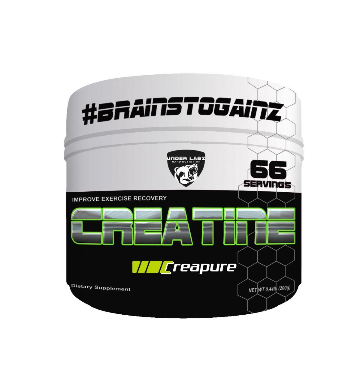 CREATINE - 200G CREAPURE