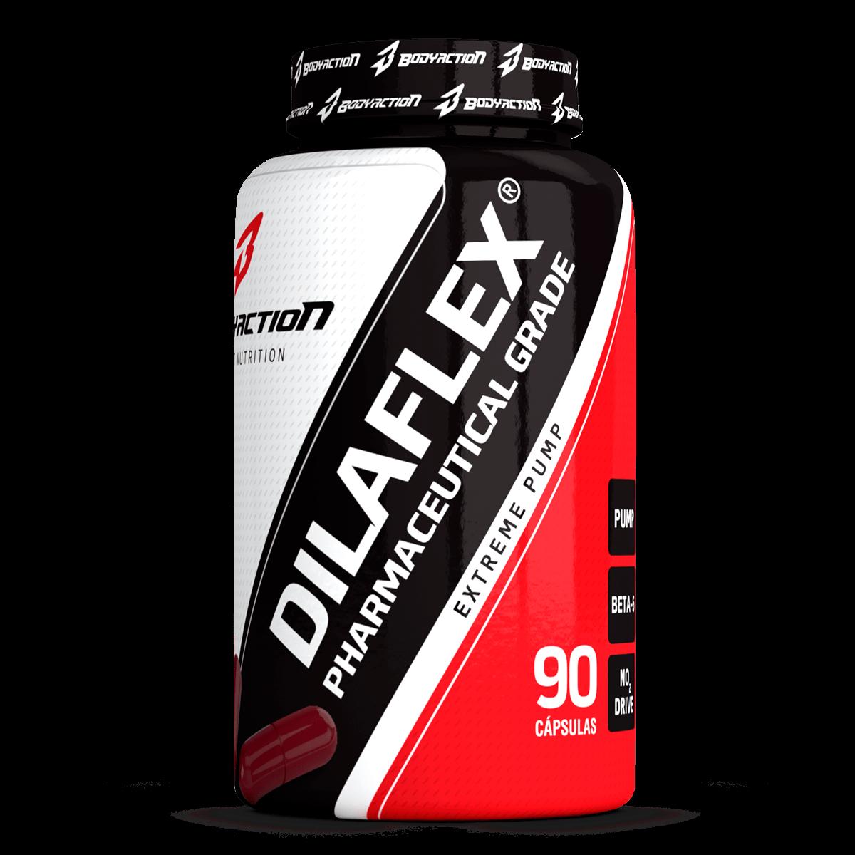 DILAFLEX 90 CAPS - BODY ACTION