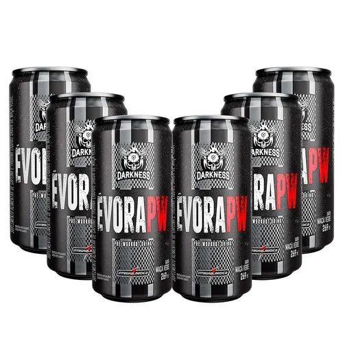 FARDO COM 6 LATAS ÉVORA DRINK 269ML - INTEGRAL MÉDICA