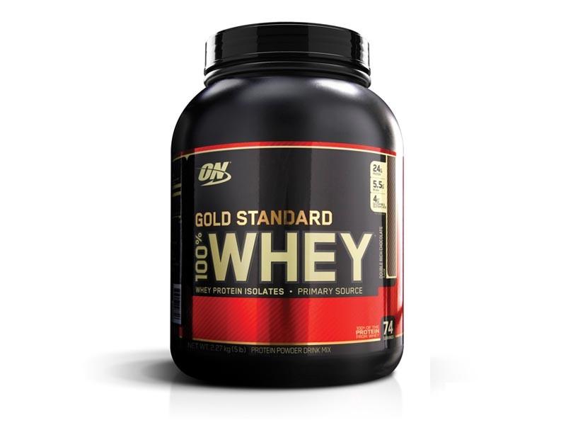 GOLD STANDARD 5LBS - OPTIMUM NUTRITION