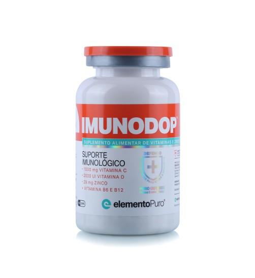 IMUNODOP 120 CÁPSULAS SUPORTE IMUNOLÓGICO