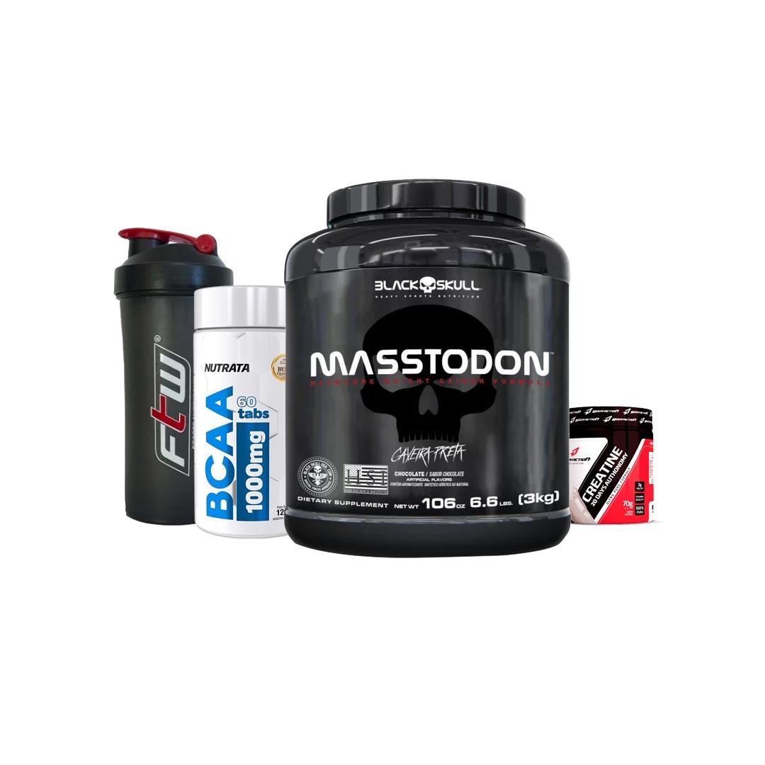 Kit Massa Muscular Body Fusion