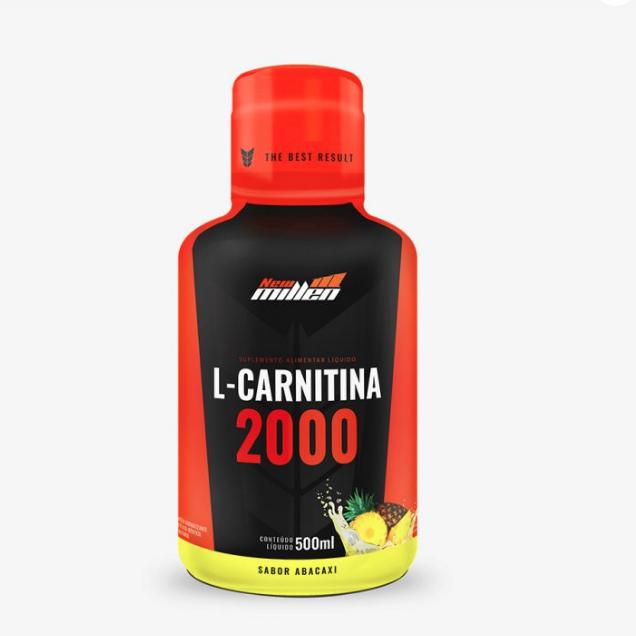 L – CARNITINA 2000 MG FRASCO 500 ML