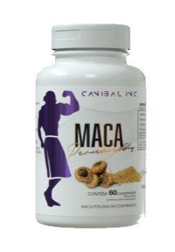 MACA PERUANA - 60 TABS - Canibal Inc