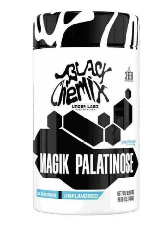 Magik Palatinose - 450g Black Chemix - Under Labz