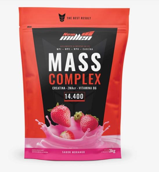 MASS COMPLEX 3,0KG SACHE