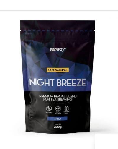 CHÁ NOTURNO NIGHT BREEZE - 200g