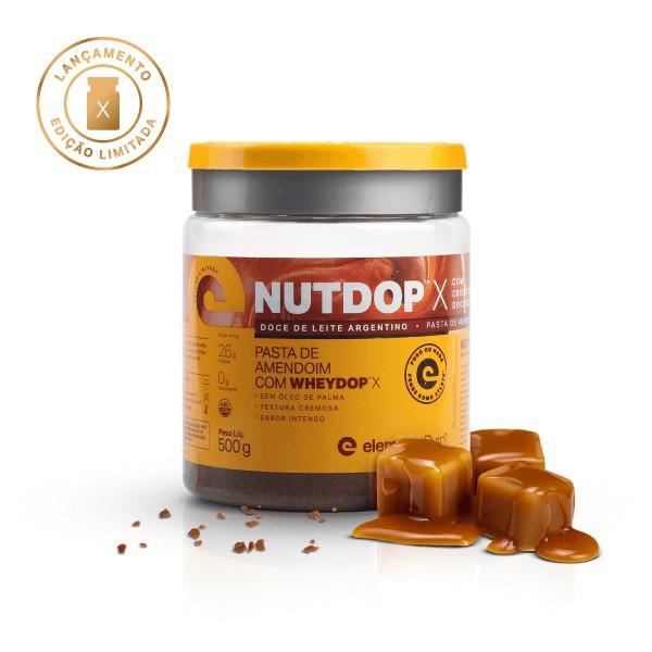 NUTDOP 500G - DOCE DE LEITE ARGENTINO