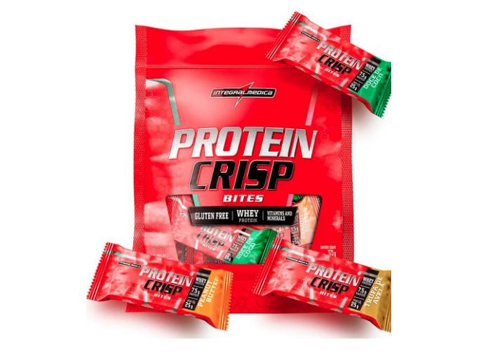 Protein Crisp Bites - Sortidos - 375g