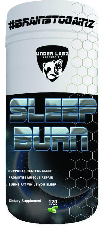 SLEEP BURN 120 V-CAPS - UNDER LABZ