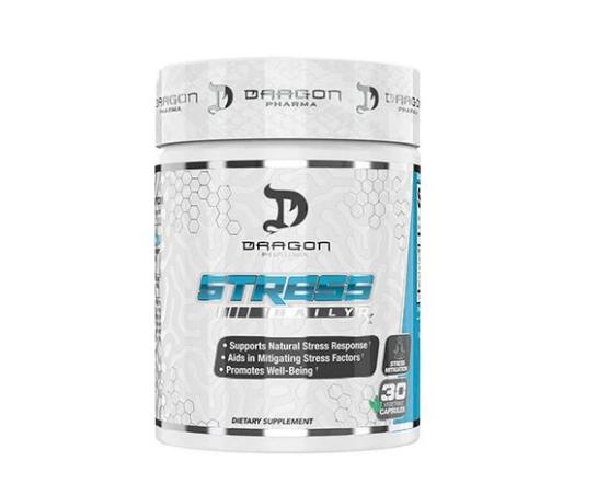STRESS DAILY RX - Dragon Pharma