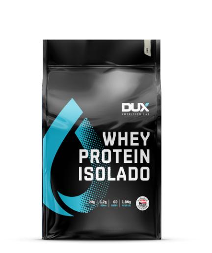 WHEY PROTEIN ISOLADO - 1,8 KG - DUX