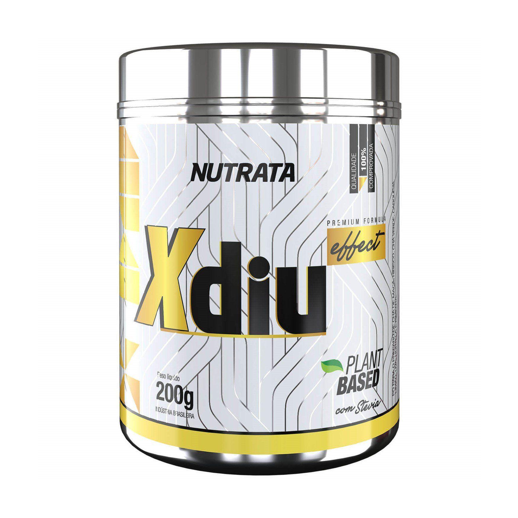 X-DIU 200g SABOR NATURAL - NUTRATA