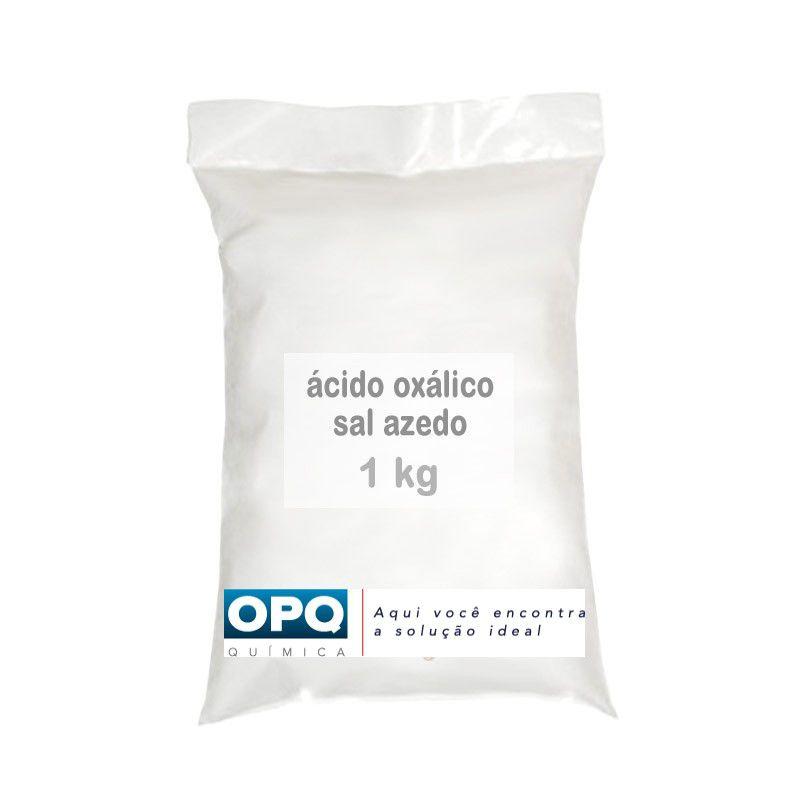 Ácido Oxálico - 25 Kg, 20 Kg, 15 Kg, 10 Kg, 5 Kg e 1 Kg