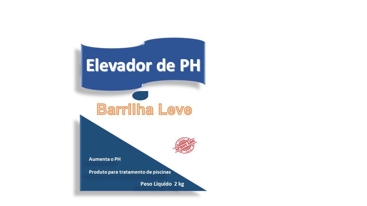 Barrilha Leve  - Saco 25 kg