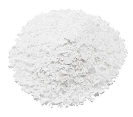 Cloreto de Cálcio Escamas - 25 Kg,10 Kg, 05 Kg e 01 Kg