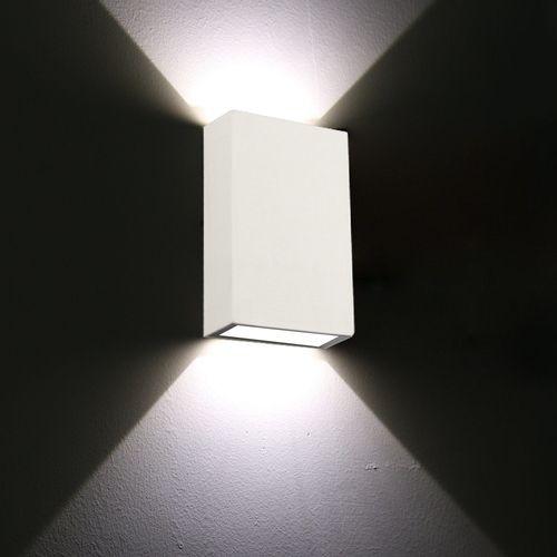 ARANDELA BALIZADOR CLEAN LED 4W 100LM 3000K IP65 - 26033004 BLUMENAU