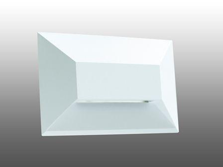 BALIZADOR ONIX HORIZONTAL LED 1W 3000K 127V - 207 LEDART