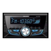Auto Rádio 2 Din Roadstar RS3707BR Bluetooth Usb Sd Fm Mp3
