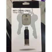 Adaptador USB para Iphone com suporte para Chaveiro