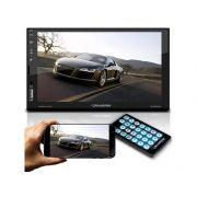 Central Multimídia Universal Roadstar RS505BR C/espelhamento