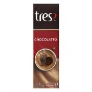 Chocolate Quente Em Cápsula Chocolatto Tres Caixa 110g 10 Unidades