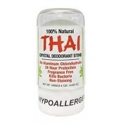 Desodorante Natural De Cristal  Tailandês 120g Hipoalérgico
