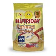 Farinha Lactea Nutriday Preparo Instantaneo 11 Vitamina 200g