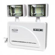Iluminação de Emergência LED 2000LM Bivolt Segurimax