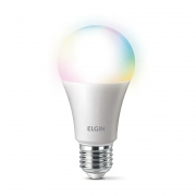 Lampada Inteligente Led Bulbo 10w Bivolt Smart Color - Elgin - PRINCIPAL
