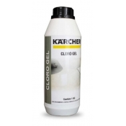 Limpador Detergente Cloro Gel Tira Limo 1 Litro Karcher