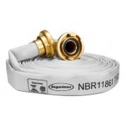 Mangueira De Incendio Hidrante 15 Met Tipo 1 1.1/2 Aprovada
