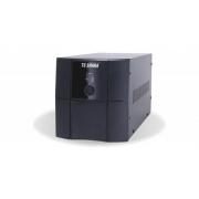 Nobreak 2200va Senoidal 4420 4x7a E/s: Bi-volt - Bat.ext