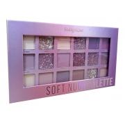 Paleta De Sombras Soft Nude Pallette Feels Ruby Rose Hb-1045