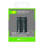 Pilha Recarregável Para Xbox AA C/2 Gp Batteries Recyko